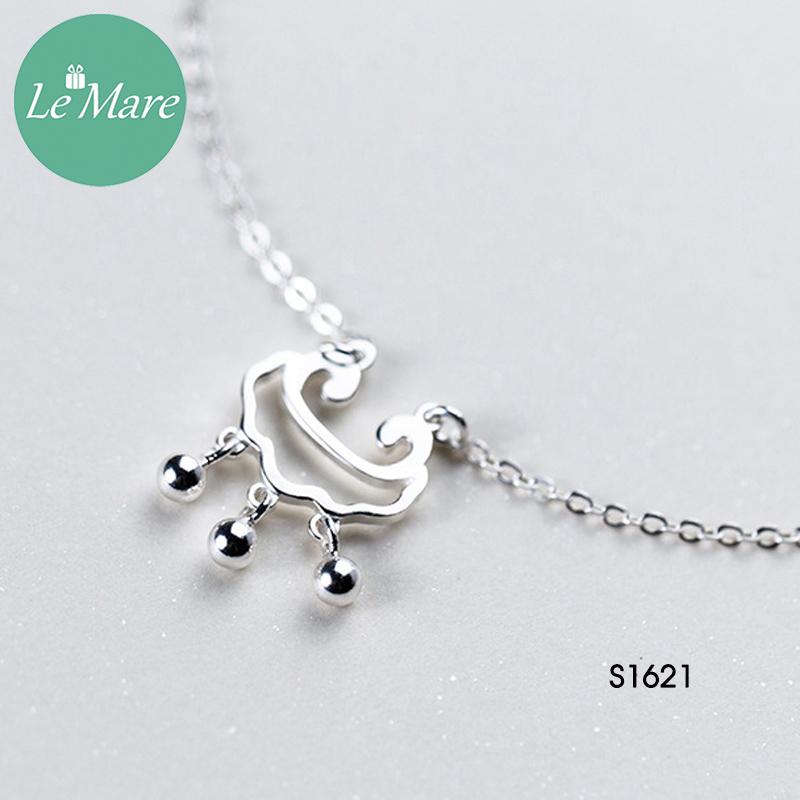 Lắc chân bạc S1621 10