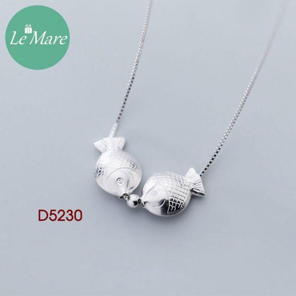 Dây chuyền bạc D5230 2