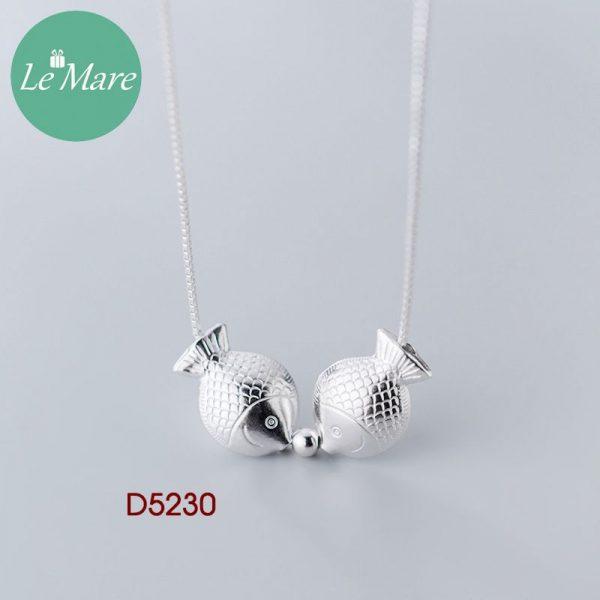Dây chuyền bạc D5230 4