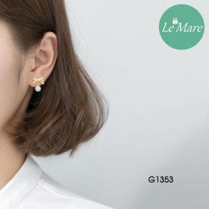 Khuyên tai bạc G1353 6