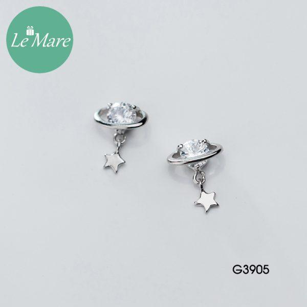 Khuyên tai bạc G3905 1