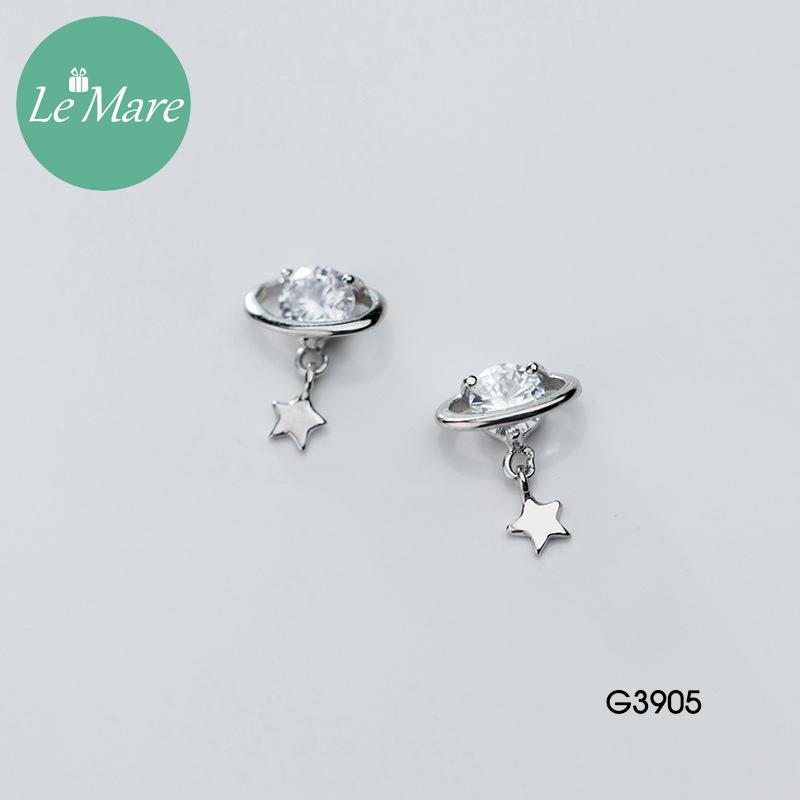 Khuyên tai bạc G3905 8