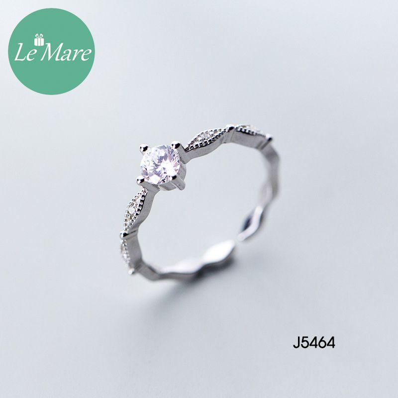 Nhẫn bạc J5464 8