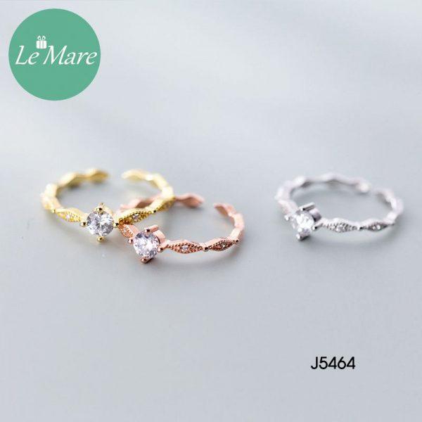 Nhẫn bạc J5464 2