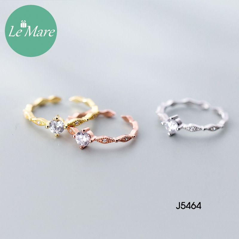 Nhẫn bạc J5464 9
