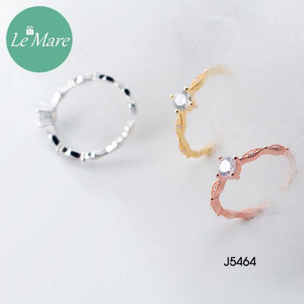 Nhẫn bạc J5464 3