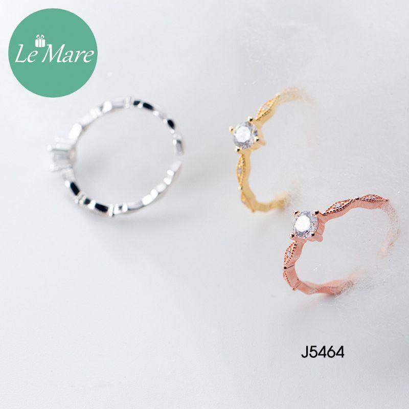 Nhẫn bạc J5464 10