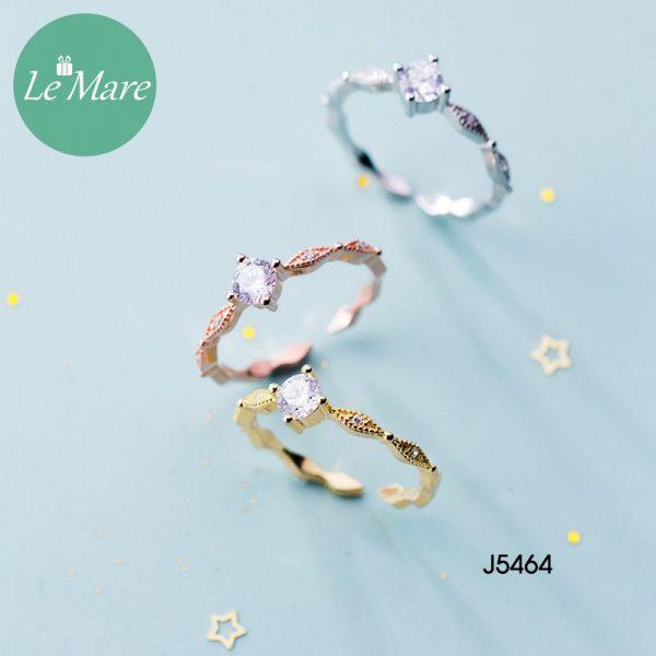 Nhẫn bạc J5464 4