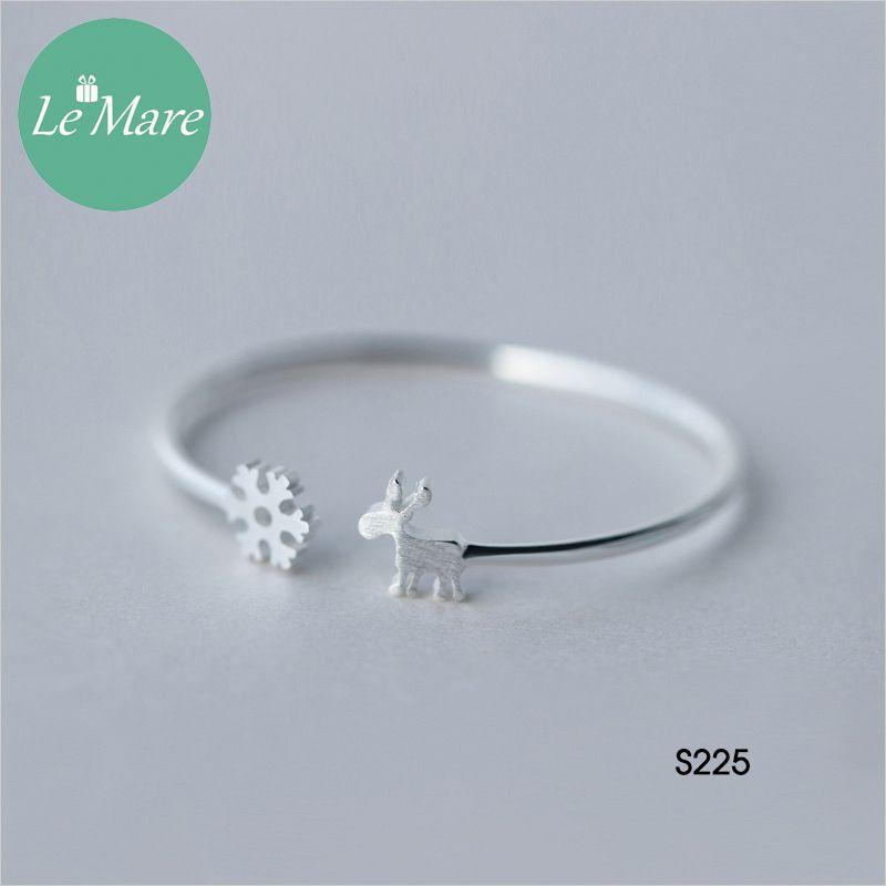 Lắc tay bạc S225 8