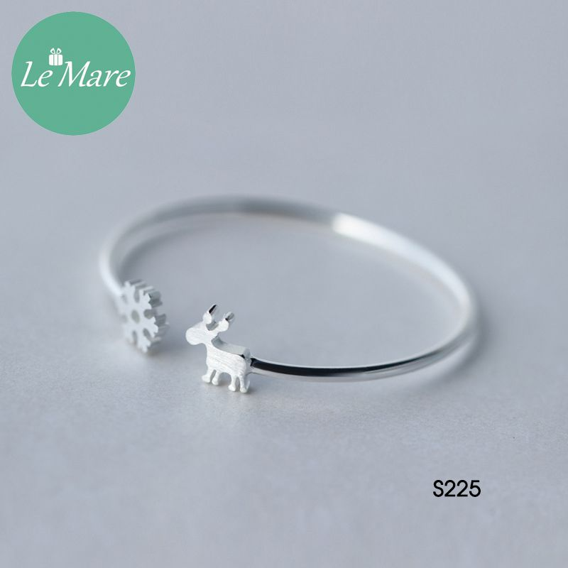Lắc tay bạc S225 9