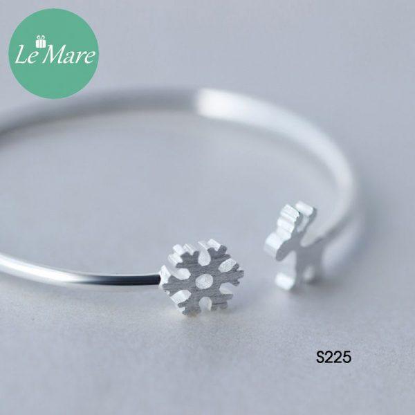 Lắc tay bạc S225 3