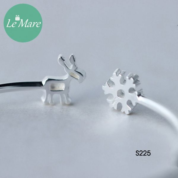 Lắc tay bạc S225 4