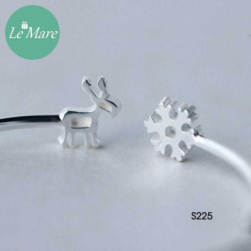 Lắc tay bạc S225 11