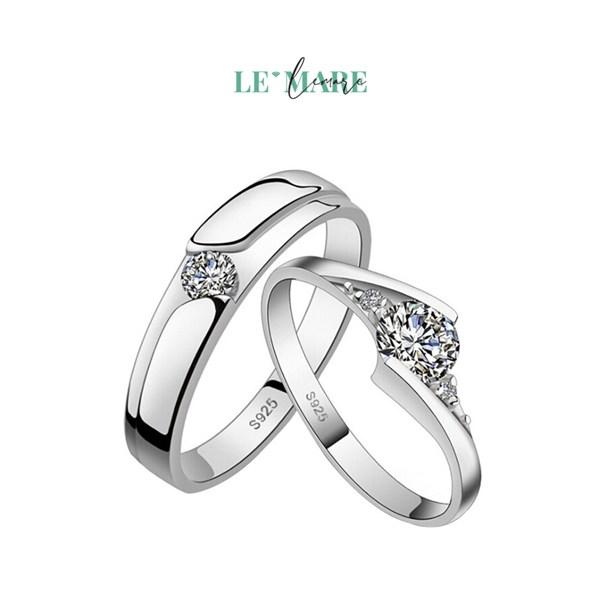 nhẫn đôi nhẫn cưới